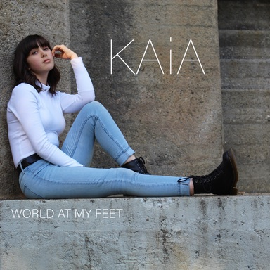 World at My Feet, album cover